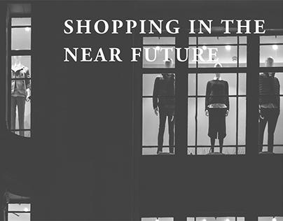 Shopping in the near future