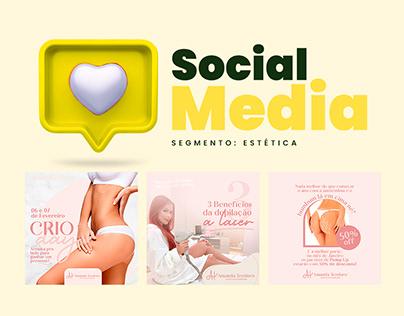 DESIGN PARA SOCIAL MEDIA - ESTÉTICA