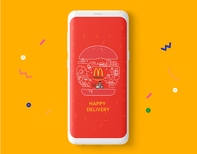 Mcdonalds_Delivery App Redesign