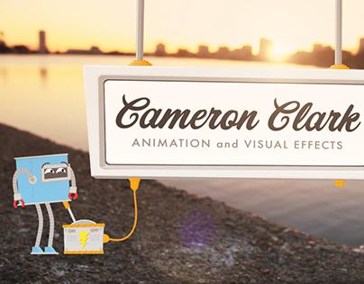 2017 Animation & VFX Showreel - Cameron Clark