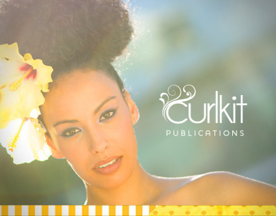 CurlKit | Publication Design
