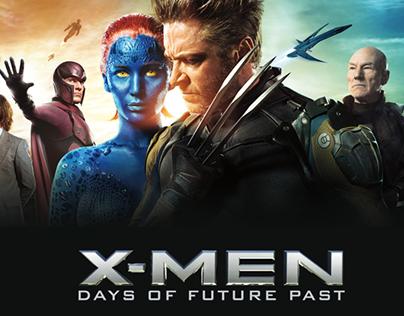 X-Men: Days of Future Past International Campaign