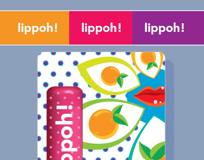 Lippoh - Branding & Packaging