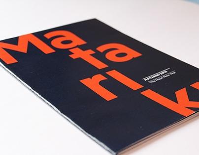Matariki Booklet