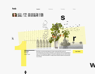 Friends With Benefits – Design Collaboration Website