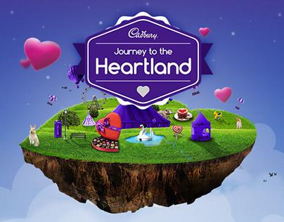 Cadbury Heartland Website