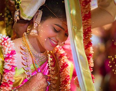 Weddings (shot for VIjayeesam)