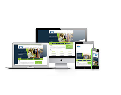 Fairfest Media Ltd. | TTF - Website Re-Design