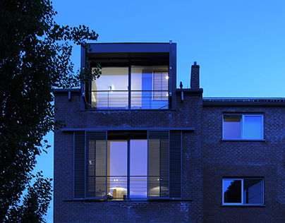 House Amazone - Brussels