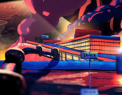 Motion Graphics / Animation Showreel 2014