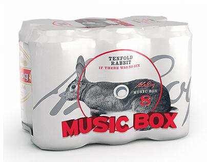 A. Le Coq Music Box packaging