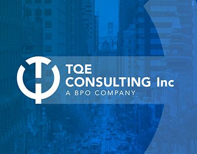 TQE Consulting Inc - Brand Identity