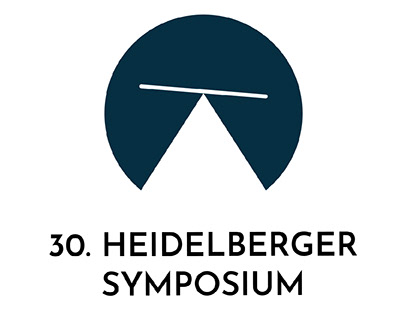Visual Identity '30. Heidelberger Symposium'
