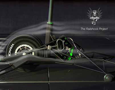 Railshock Project - Electricity-driven Street Racing