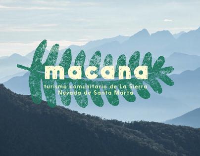 Macana- Turismo Rural Comunitario