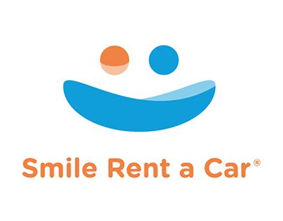 Smile Rent a Car | Branding