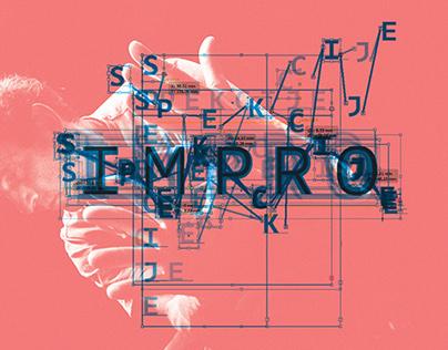 'Improspekcije' visual identity