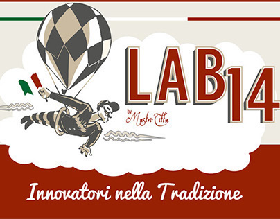 Lab14 Beer Label