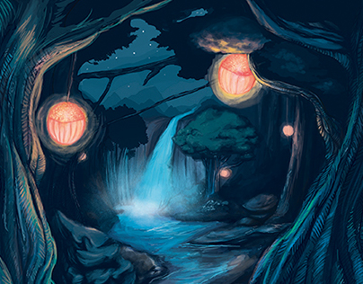 Follow the Lanterns