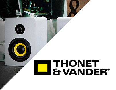 Design Social Media: THONET & VANDER