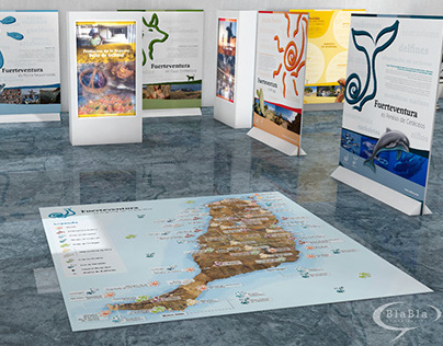"""Exposición """"Fuerteventura, reserva de la Biosfera"""""""