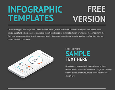 [FREE] Infographic Vector Template