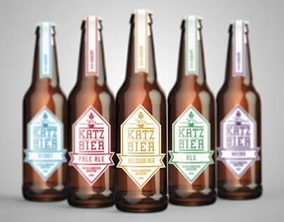 Katz Bier - Henz Frabrik