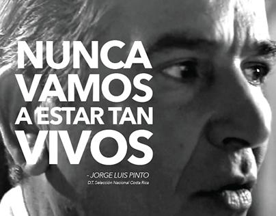 Jorge Luis Pinto. BRASIL 2014. Don Pedro.