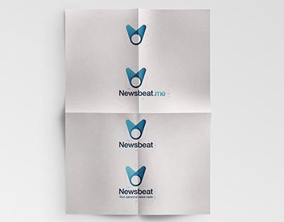 Newsbeat Branding