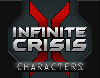 Infinite Crisis: Characters