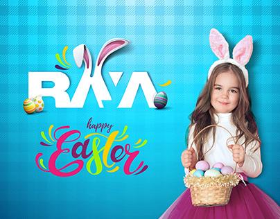raya Easter Event