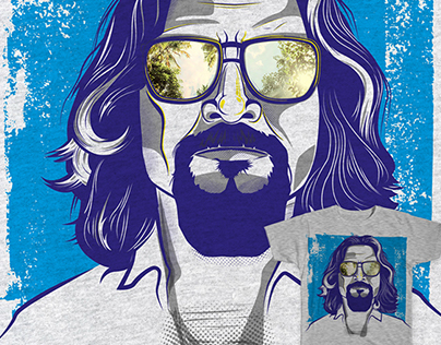 VOTE FOR: White Russian in Paradiese - on threadless