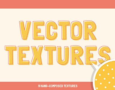 Textures, textures, textures - digital goods.