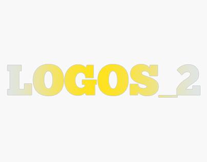 Recopilación de logotipos. Algunos, proyectos fallidos