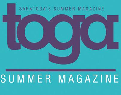 TOGA Magazine Promotions