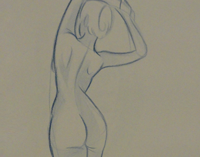 Life Drawing: 5 MINUTES