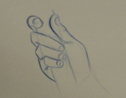 Life Drawing: HANDS & FEET