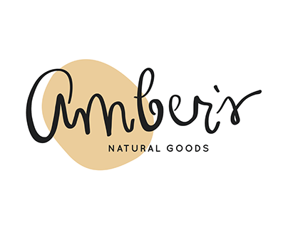 Amber's Natural Goods