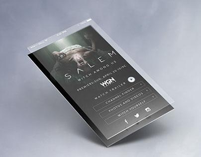 SALEM WGN America App