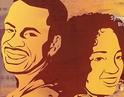 Black History Month Celebration Poster