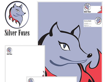 Sports Team Logo/Identity Project.