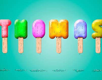 Ice Cream Thomas