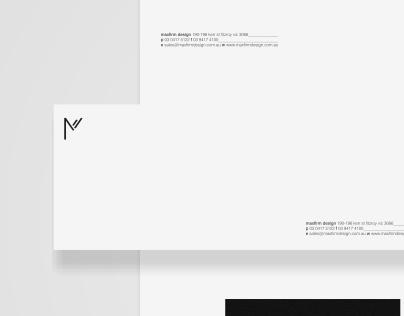 MaxFirm Identity Design