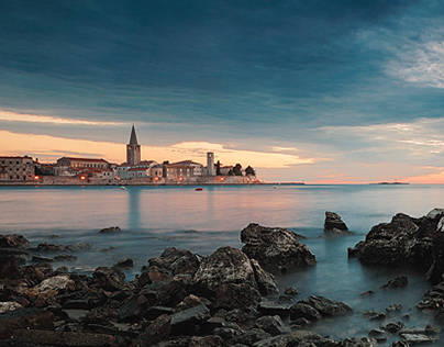 The Many Colors of Poreč