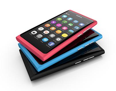 Nokia - Marketing Images