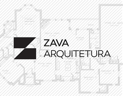 Zava Arquitetura Brand