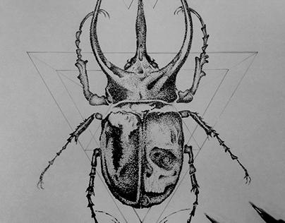 Pencil drawing IV
