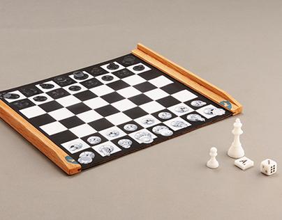Digital board game concept for BrewDog