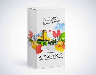 Azzaro Perfume / Packaging / 2013