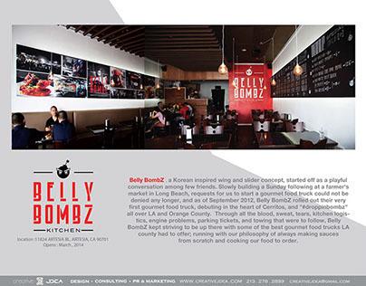BELLY BOMBZ